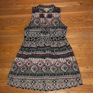 """Anthropologie """"Two of Us"""" tunic/top - sz. Xs"""